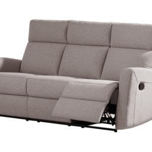 Victoria Reclining Sofa u2013 Fabric Code # K30 Light Gray  sc 1 st  Husky® Furniture & Arabia Reclining Sofa - Fabric Code # B23 Gray - Husky® Furniture islam-shia.org